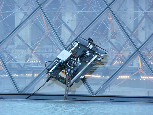 Automatic Window Cleaner Louvre Flickr Photo Sharing