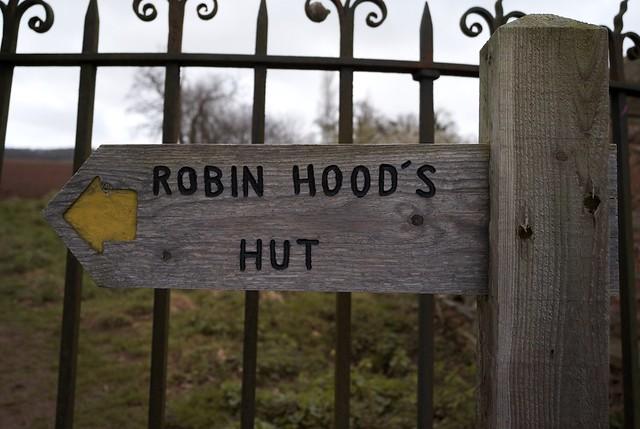 Robin Hood S Hut Lee Flickr