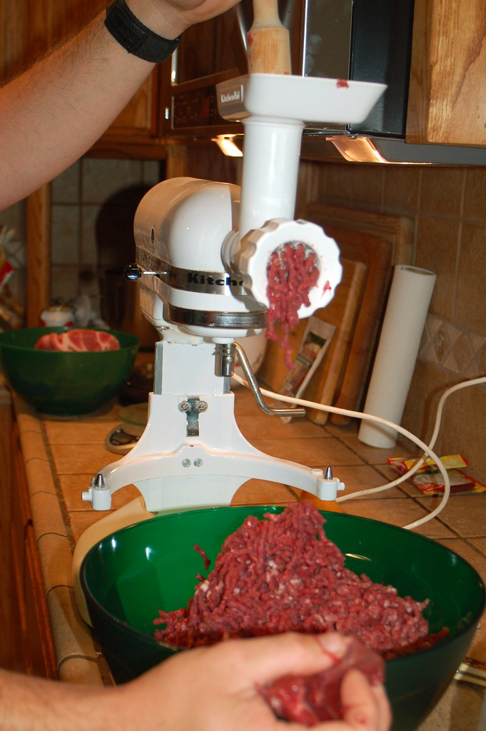 Kitchen Aid Sausage Stuffer Attachement Solenoid Valve