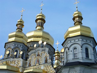 Cathedral of the Dormition, Kyiv-Pechersk Lavra – Monastery of the Caves, Kiev | by Sophie's World - Anne-Sophie Redisch