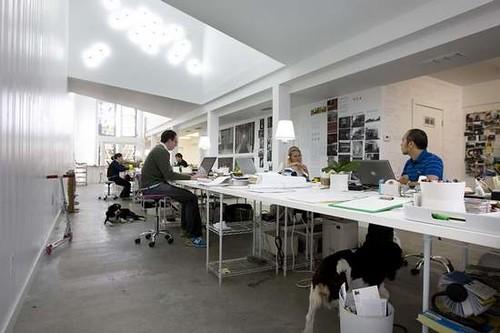 Architect jobs architecture jobs interior design jobs home design - Barn Like Workplace De Leon Primmer Greg La Vardera