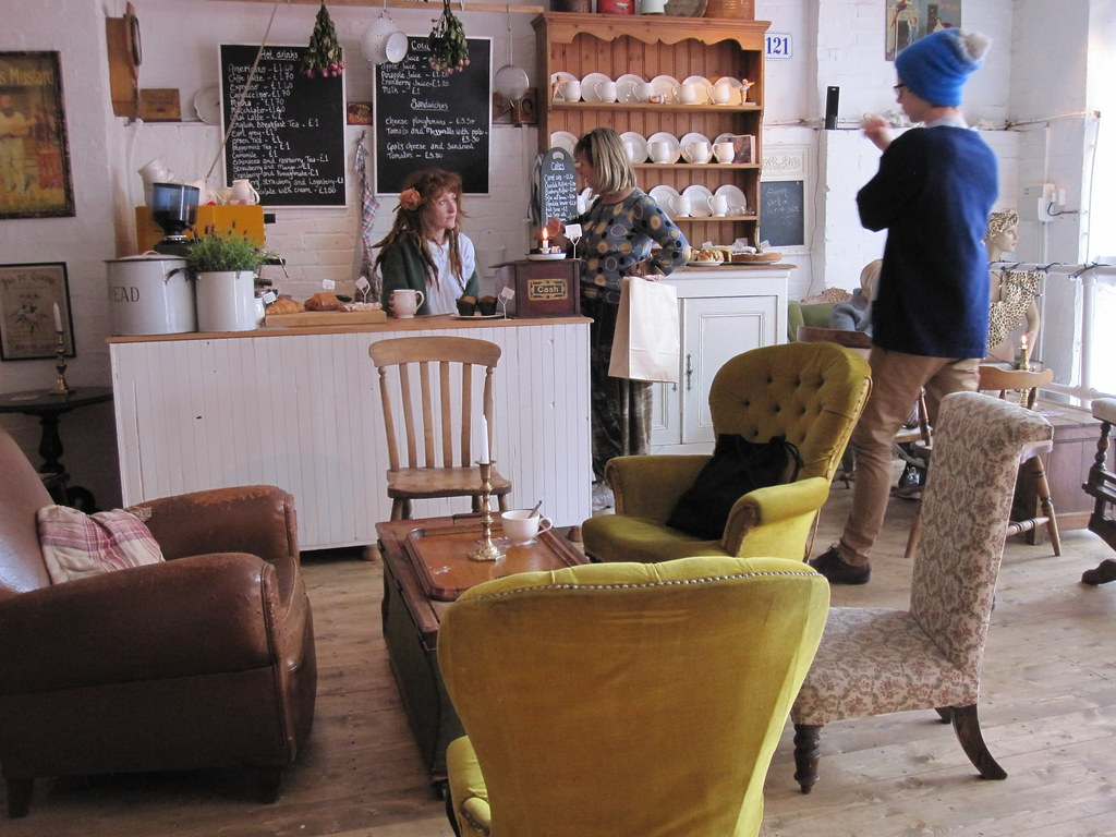 The Vintage Emporium And Tea Rooms