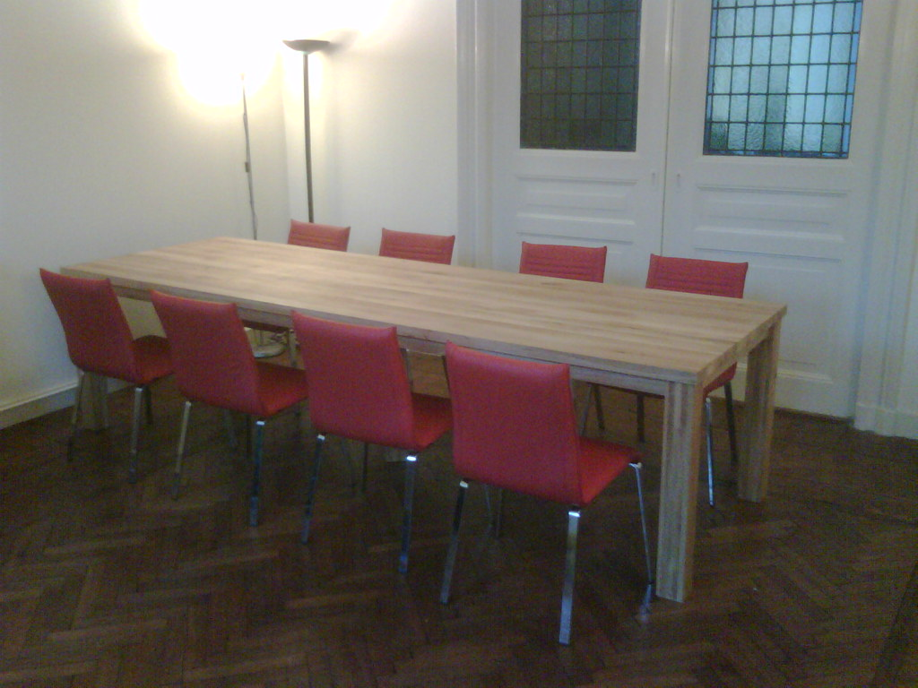 Meeting Room Table Sizes