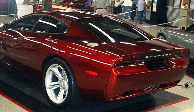 1999 Dodge Charger Rt Concept Blondy Flickr