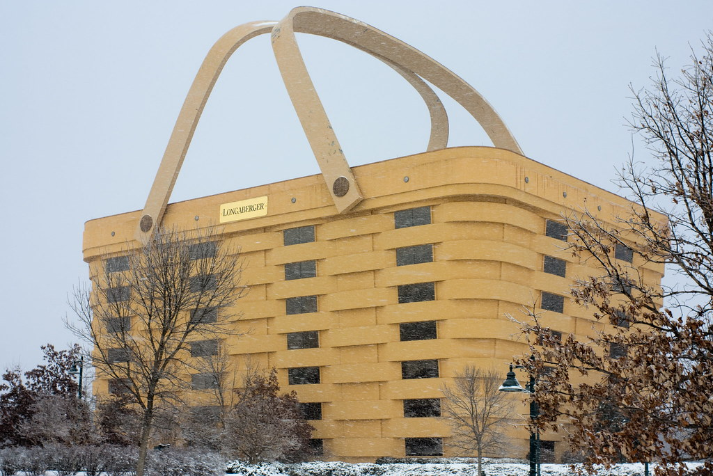 Longaberger Longaberger Basket Hq Building Its A 7