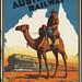 Travel by Trans-Australian Railway across Australia