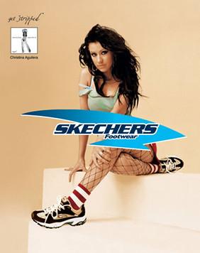 Christina Aguilera Skechers 2003 Lil Devil20002 Flickr