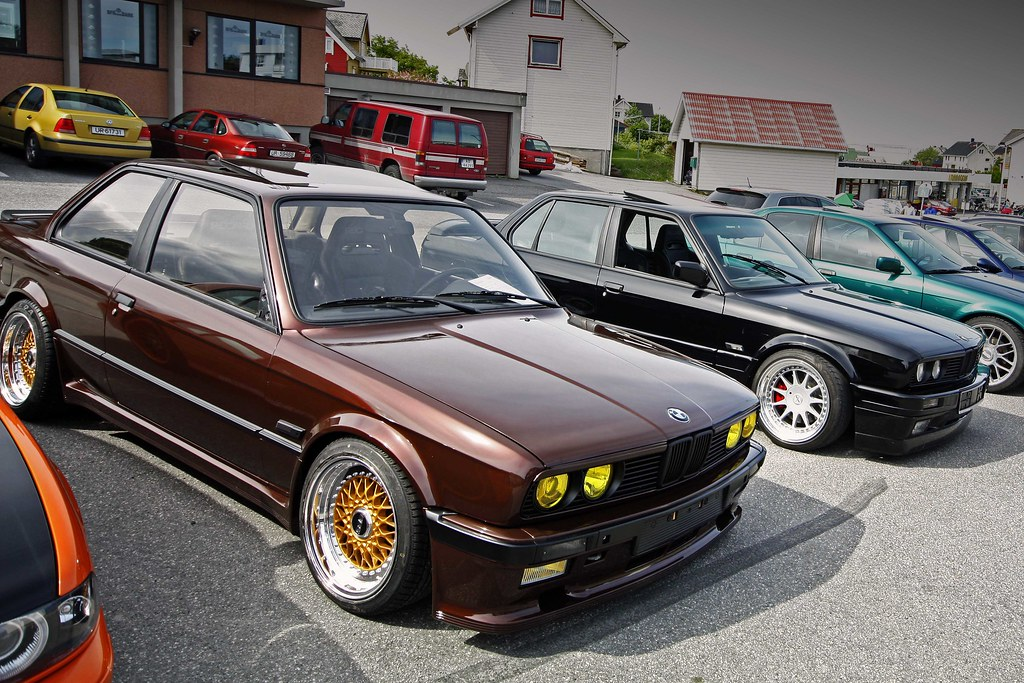 Bmw E30 Bbs Rs Bmw Meeting At Gsbildeler No Egil
