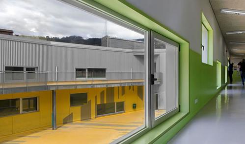 06 Sansaburu Kindergarten Architecture Design Large Wind
