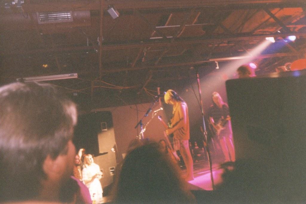 Todd Rundgren At The Ranch Bowl Omaha Several Years Ago