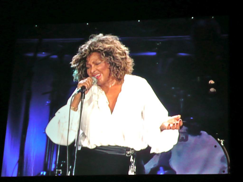 Tina Turner Twenty Four Seven Tour