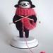 Knitting Black Sheep