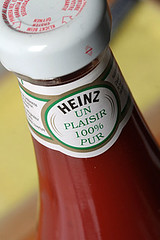 heinz ketchup | by David Lebovitz
