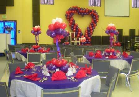 Balloon decorations flickr photo sharing