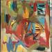 De Kooning, Elaine (1918-1989) - 1957 Man in a Whirl (Vassar College)