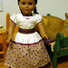Josefina's Weaving Outfit