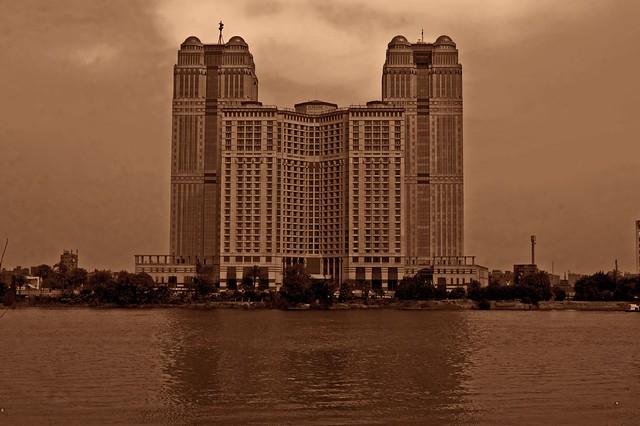 Nile City Towers Restaurants