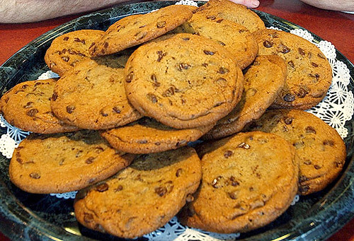 Chocolate Chewy Cookie Recipe Whole Foods