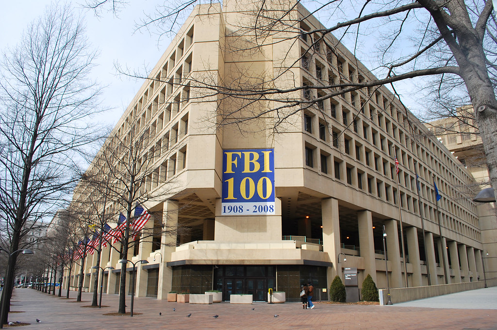 Fbi Headquarters Washington Dc 077717 There Are Some In