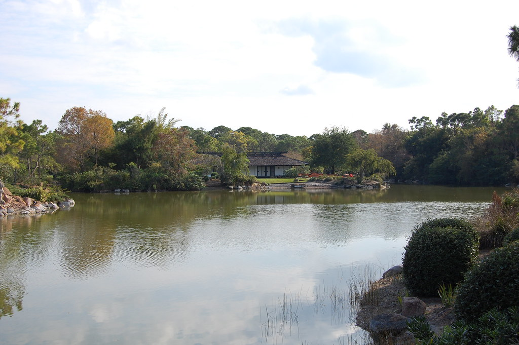 Morikami Museum And Japanese Gardens West Palm Beach Fl Flickr