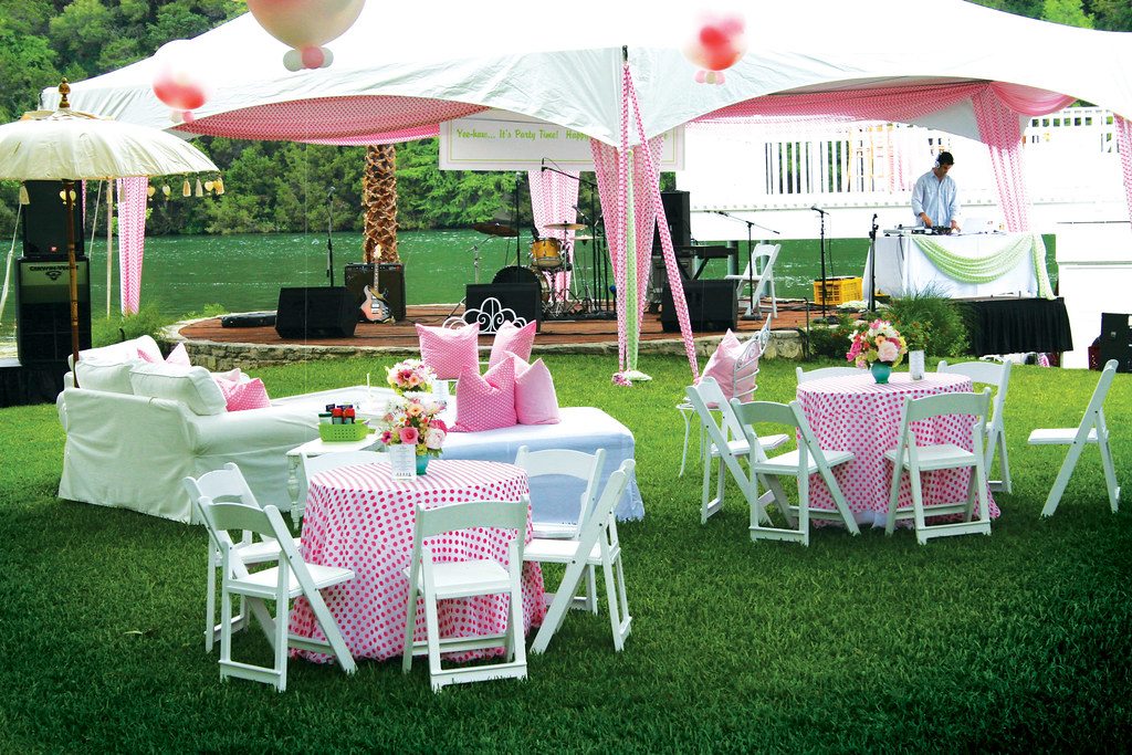 BackyardPartyIdeasForAdults Backyard Party Decoration Ideas