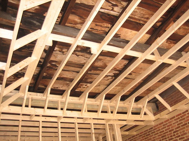 master bedroom tray ceiling frame by emr823