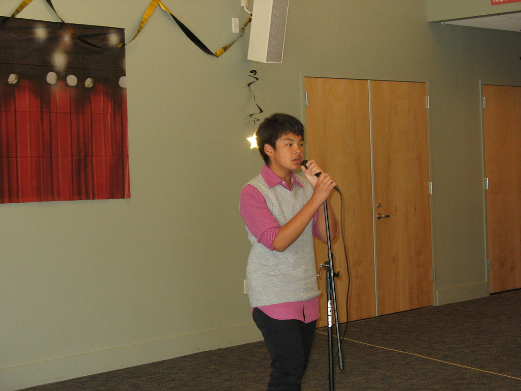 Young Stars Shine at Dixon Teen Centers Talent Show