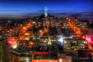 Coit Tower, San Francisco | by Visualist Images