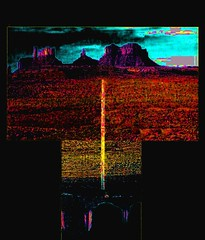 Monument Valley - Sacred Vision (Homage to the Navajo Nation) | by David Lewis-Baker