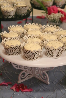 Wedding Cupcake | by Nook & Pantry
