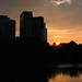 Rosslyn at Sunset
