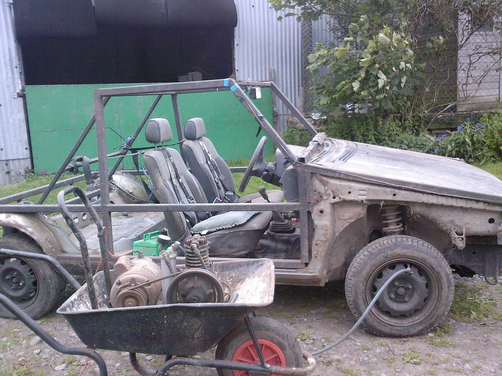 Subaru Justy Off Road Buggy Very Quick Farmerboytom