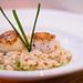 Tomato Cafe: seared bay scallops