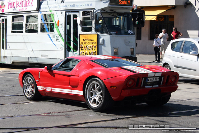 Ford Gt Right Hand Drive By Octane