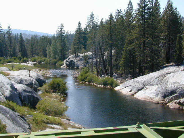 San joaquin river headwaters in the sierra nevada great for San joaquin river fishing