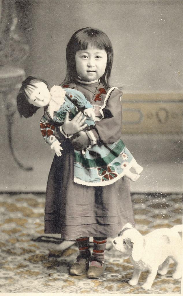 naked little japan girls