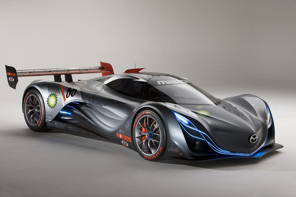mazda furai mazda furai dave pinter flickr. Black Bedroom Furniture Sets. Home Design Ideas