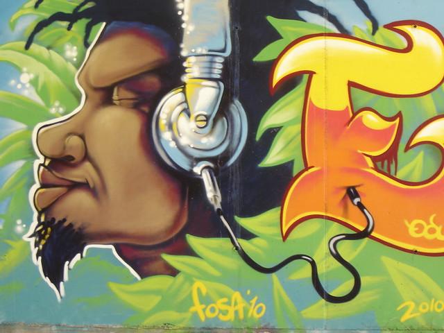 graffiti-el-vendrell-2010-rasta-detalle1 | Graffiti ...