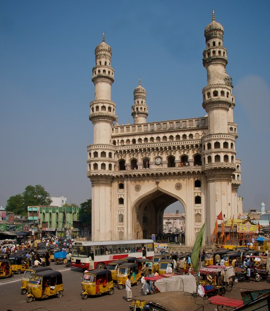 The Charminar - Hyderabad, India