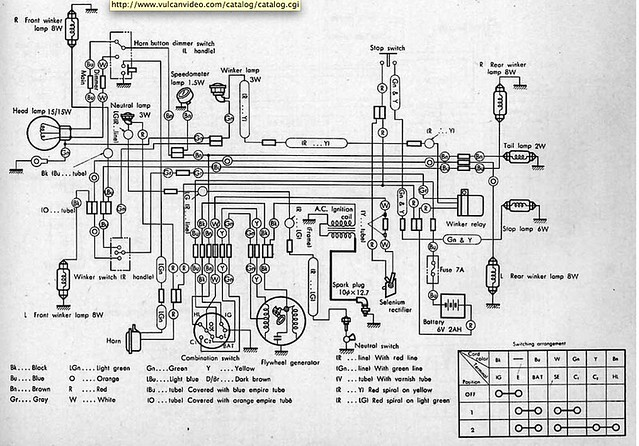 honda s65 wiring diagram jeandodge67 flickr rh flickr com 92 96 Honda Civic Alternater Wiring Schematics 2012 Honda Civic Transmission Wire Diagram