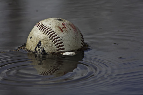 Abandoned baseball | by marcus.mccurdy