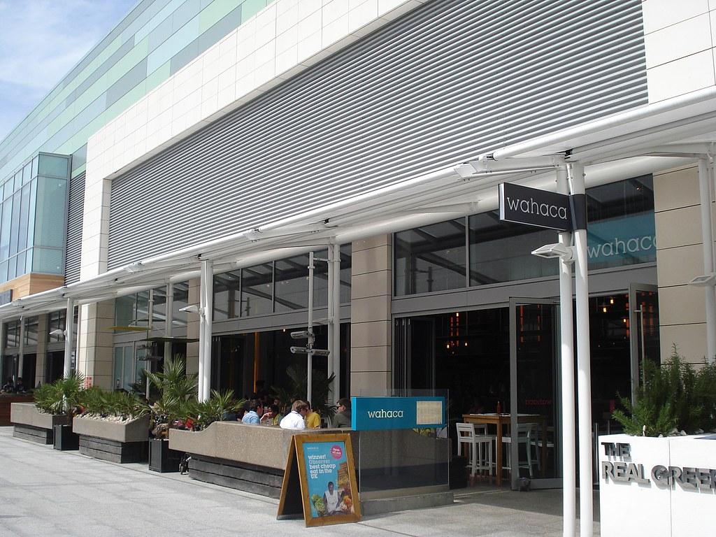 Wahaca Westfield Centre Shepherd S Bush London W12 Flickr