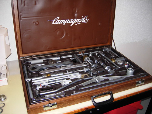Campagnolo Large Tool Kit | by scottpinarello