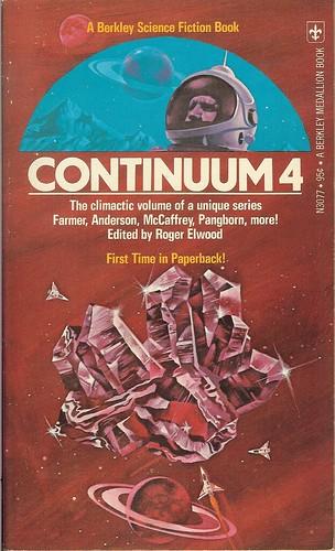 Continuum4 - Roger Elwood, editor
