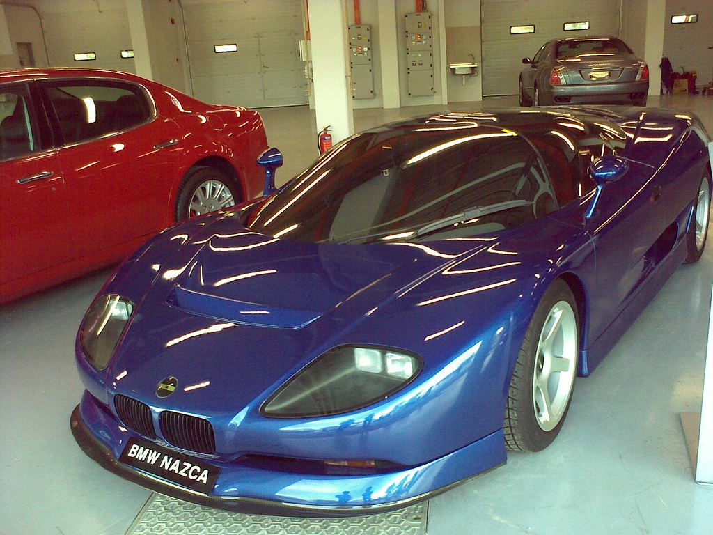 The First Car Ever Made >> Italdesign BMW Nazca M12 | Another ultra-rare car, only 3 ...