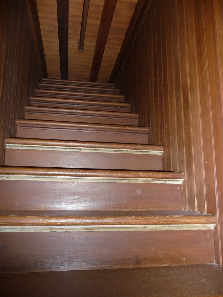 Winchester Mystery House Stairs To Nowhere Www