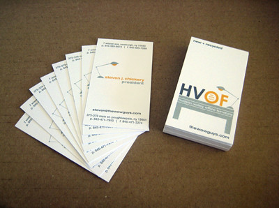 Business Card Series For Hudson Valley Office Furniture Flickr