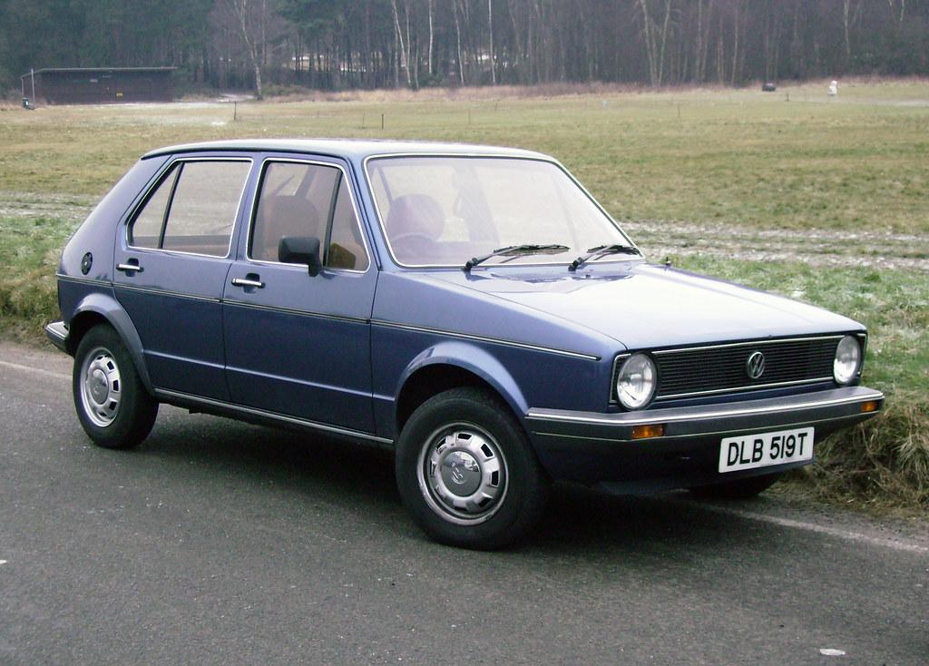 White Allen Vw >> Old Golf | 29 yr old VW Golf(GLS)...Reigate Heath,Jan 2009 | allen watkin | Flickr