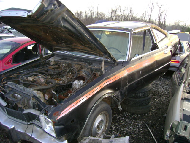 1977 Dodge Aspen R T Crazy Ray S 12 27 08 This 318