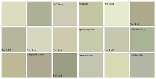 Gray Green Paint Designers 39 Favorite Colors Flickr